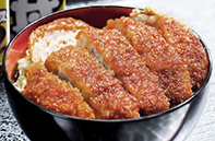 駒ヶ根ソースかつ丼