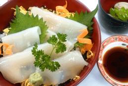 #12-イカソーメン丼