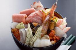 #3-地物海鮮能登丼