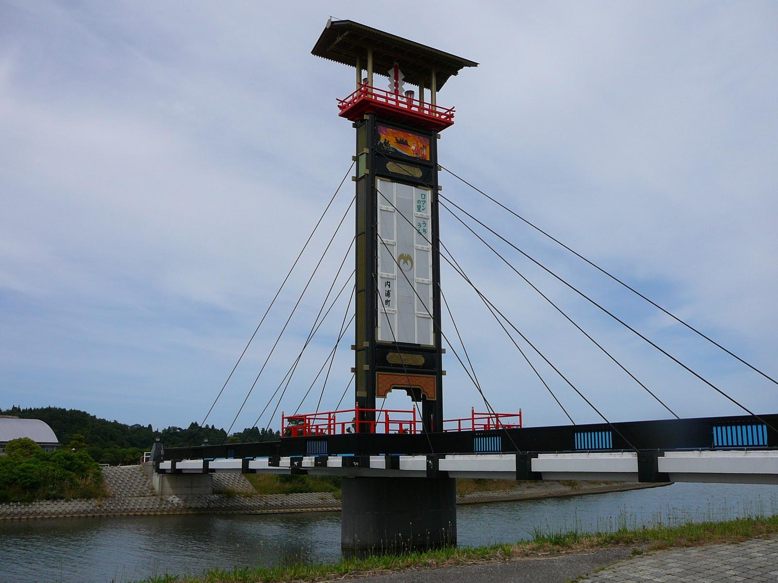 能登町キリコ橋