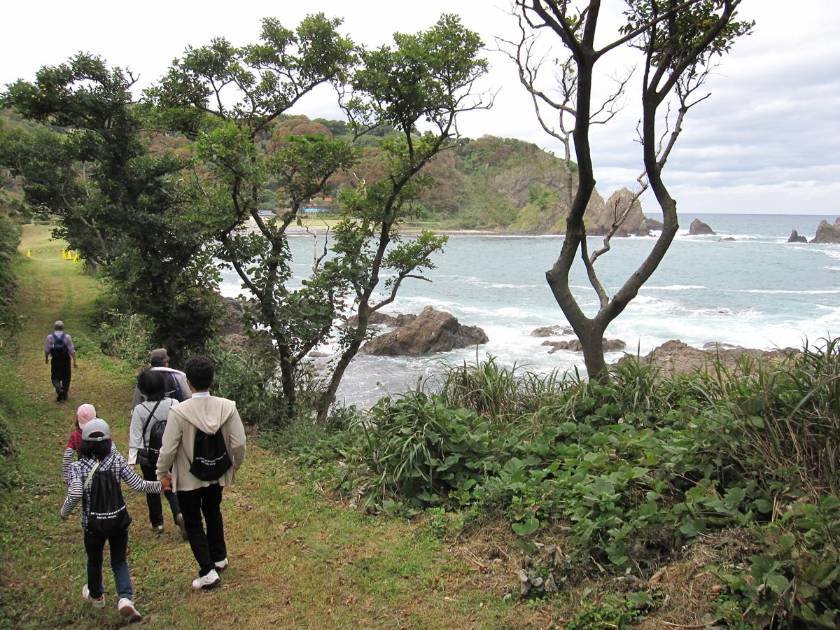 岬自然歩道