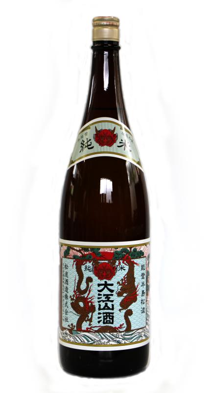 復刻版純米酒 大江山